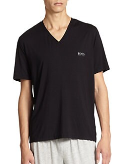 BOSS Black - Basic V-Neck Tee