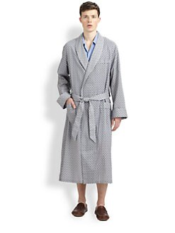 Derek Rose - Nelson Shawl Collar Robe