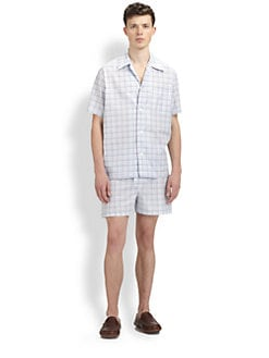 Derek Rose - Amalfie Short Pajama Set