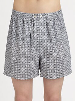 Derek Rose - Nelson Cotton Boxer Shorts