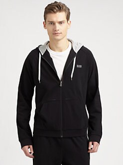 Hugo Boss - Hooded Zip Jacket