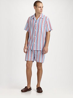 Derek Rose - Classic Shorty Pajama Set