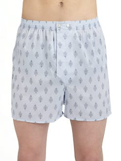 Derek Rose - Arlo Printed Boxer Shorts