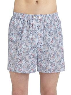 Derek Rose - Nelson Printed Boxer Shorts