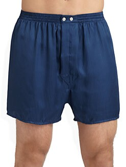 Derek Rose - Silk Boxer Short