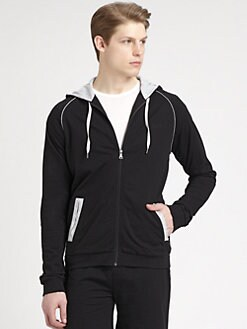 Hugo Boss - Hooded Jacket