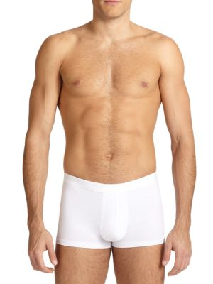 Stretch Cotton Hipster Briefs