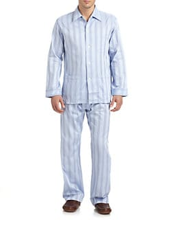 Derek Rose - Classic Cotton Pajama Set