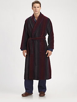 Derek Rose - Velour Robe