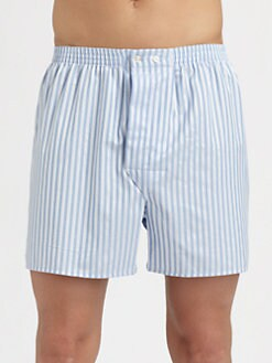 Derek Rose - Striped Boxer Shorts