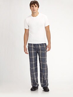 Burberry - Tee & Pajamas Pants Set