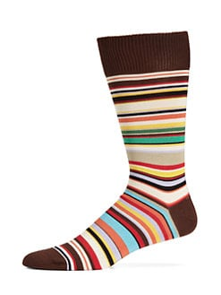 Paul Smith - Multi-Stripe Socks