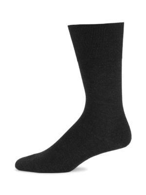 Solid Knit Socks