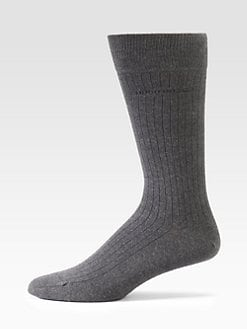 BOSS Black - Ribbed Socks
