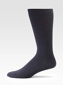 BOSS Black - Tonal Diamond Socks
