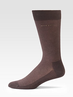 BOSS Black - Herringbone Socks