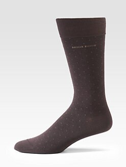 BOSS Black - Pindots Socks