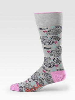 Robert Graham - Paisley Dress Socks