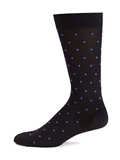 Marcoliani - Dot Print Socks