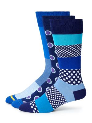 Multicolor Socks/3-Pack
