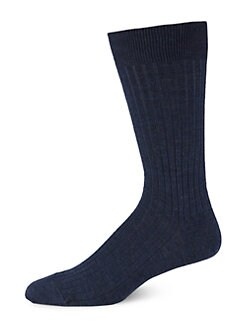 Marcoliani - Solid Merino Wool Socks