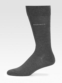 BOSS Black - Dress Socks, Pack of 3