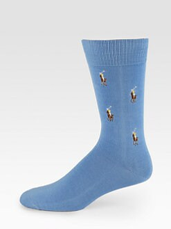 Polo Ralph Lauren - Polo-Player Dress Socks