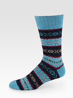 Polo Ralph Lauren - Fair Isle Socks