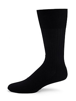 Falke - Pima Cotton Dress Socks
