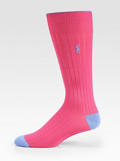 Polo Ralph Lauren - Mercerized Dress Socks