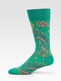 Polo Ralph Lauren - Wild Paisley Socks