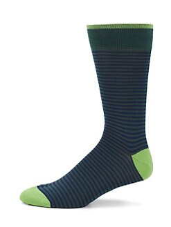 Marcoliani - Palio Striped Socks