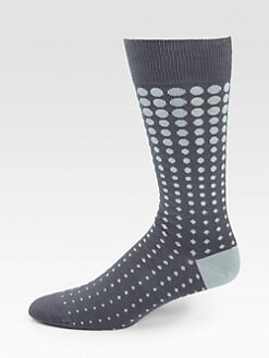 Paul Smith - Polka-Dot Dress Socks