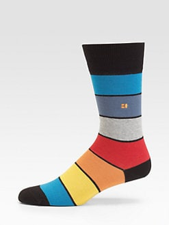 Boss Orange - Thick Striped Socks