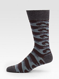 Paul Smith - Mountain Camo Socks