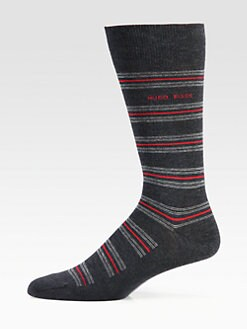 BOSS Black - Striped Socks
