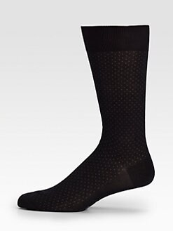 Brioni - Pindot Socks