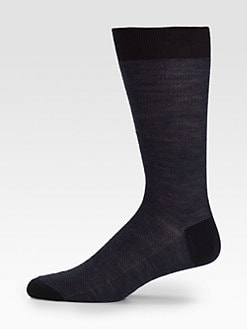 Brioni - Melange Socks