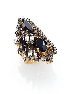 Aerin Erickson Beamon - Jeweled Statement Ring