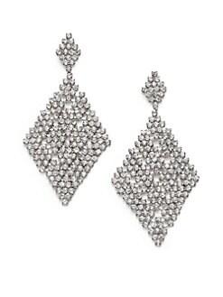 ABS by Allen Schwartz Jewelry - Chandelier Earrings