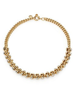 Marc by Marc Jacobs - Bolt-Detailed Chain Necklace
