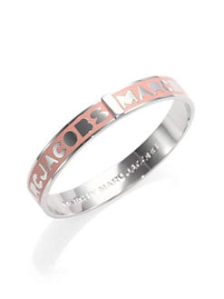 Marc by Marc Jacobs - Logo Bangle