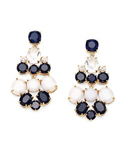 Kate Spade New York - Stone Chandelier Earrings