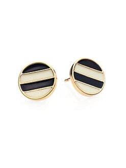 Kate Spade New York - Spot the Shore Stud Earrings
