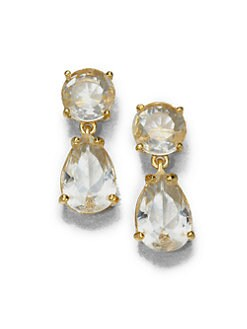 Kate Spade New York - Faceted Drop Earrings