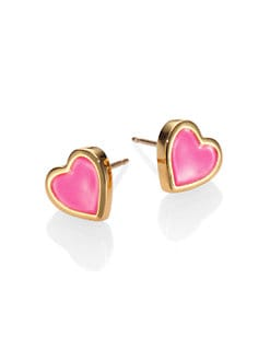 Kate Spade New York - Be Mine Stud Earrings