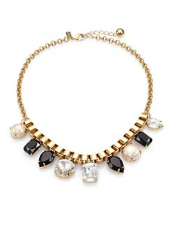 Kate Spade New York - Boardwalk Stroll Short Necklace