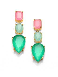 Kate Spade New York - Gumdrop Gems Drop Earrings