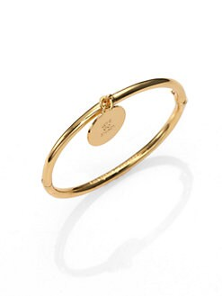 Kate Spade New York - Let's Go Steady Charm Bangle Bracelet