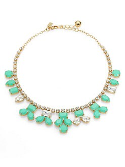 Kate Spade New York - Secret Garden Statement Necklace